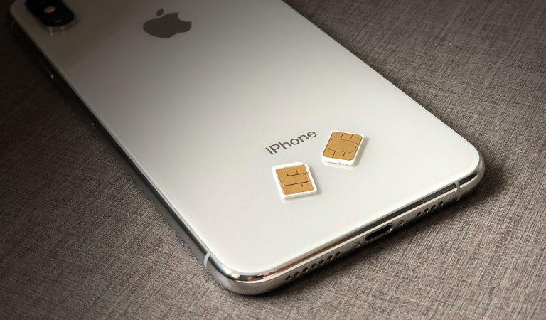 """""""Dual-chip de um chip só"""" é lançado pela TIM para Iphone"""