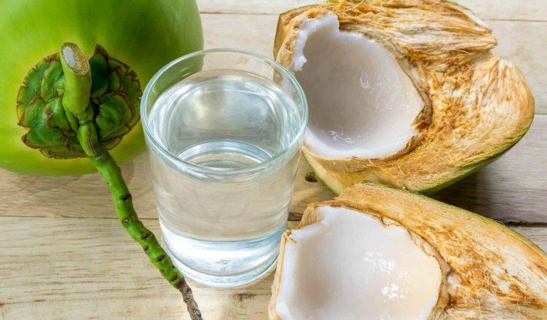 10 benefícios da água de coco para a sua saúde