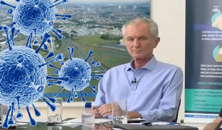 Vídeo: Prefeito faz 'previsão do apocalipse' em entrevista sobre a Covid-19 e viraliza na web
